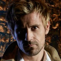 John Constantine played by Matt Ryan