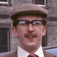 Ernest Moss played by Steve Coogan
