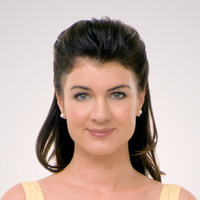 Lacey Burrows played by Gabrielle Miller