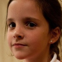 Amy Barlow played by Elle Mulvaney
