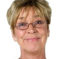 Deirdre Barlow played by Anne Kirkbride