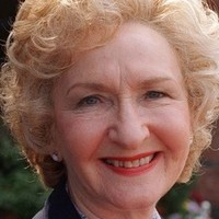 Emily Bishop played by Eileen Derbyshire