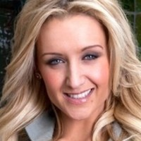 Eva Price played by Catherine Tyldesley
