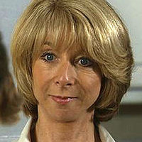 Gail Plattplayed by Helen Worth