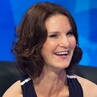 Susie Dent played by Susie Dent