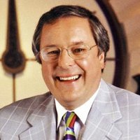 Richard Whiteley played by Richard Whiteley