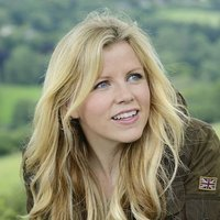 Ellie Harrison played by Ellie Harrison