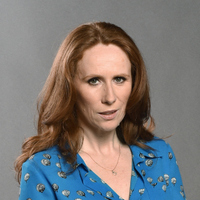 Catherine Tate played by Catherine Tate