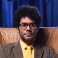 Richard Ayoade played by Richard Ayoade