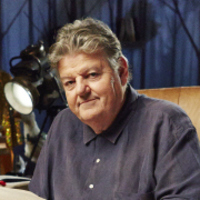 Robbie Coltrane played by Robbie Coltrane