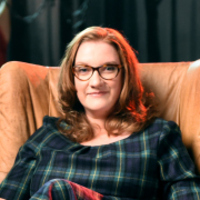 Sarah Milican played by Sarah Millican