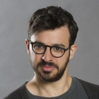 Simon Bird played by Simon Bird