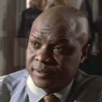 Detective Danny Watlington played by Robert Wisdom