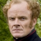 Major Gordon played by Alistair Petrie