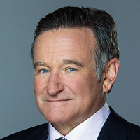 Simon Roberts played by Robin Williams
