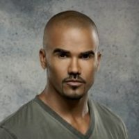 Derek Morgan played by Shemar Moore
