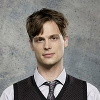Dr. Spencer Reid played by Matthew Gray Gubler