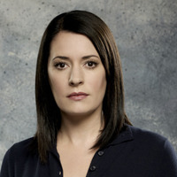 Emily Prentiss played by Paget Brewster