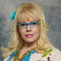 Penelope Garcia played by Kirsten Vangsness Image