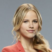 Amber Fitchplayed by Halston Sage