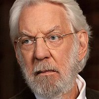 Michel Dorn played by Donald Sutherland