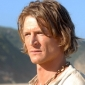 Robinson Crusoeplayed by Philip Winchester