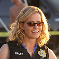 Julie Finlay played by Elisabeth Shue