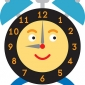 Clock played by
