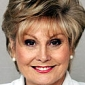 Angela Rippon - Guest Judge Dancing on Ice (UK)