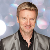 Christopher Dean played by Christopher Dean