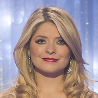 Holly Willoughby - Host played by Holly Willoughby