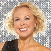 Jayne Torvill Dancing on Ice (UK)