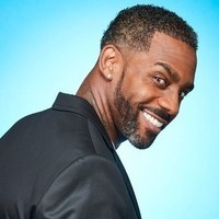 Richard Blackwood played by Richard Blackwood