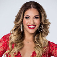 Allison Holker played by Allison Holker