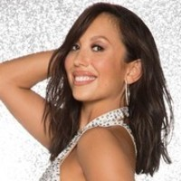 Cheryl Burke played by