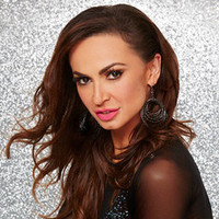 Karina Smirnoff played by Karina Smirnoff