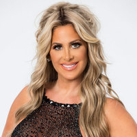 Kim Zolciak Biermann played by Kim Zolciak-Biermann