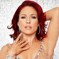 Sharna Burgess played by Sharna Burgess