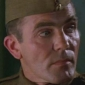 Sergeant James played by Maurice Roëves