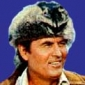 Daniel Booneplayed by Fess Parker