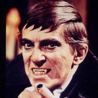 Barnabas Collins played by Jonathan Frid