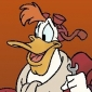 Launchpad McQuack played by Terence McGovern