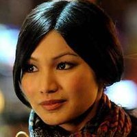 Erica played by Gemma Chan