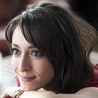 Mia played by Oona Chaplin