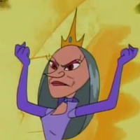 Queen Zonthara Dave the Barbarian