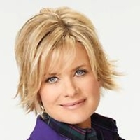Kayla Brady played by Mary Beth Evans