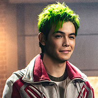 Beast Boy, Gar Logan played by Ryan Potter Image