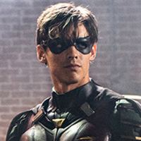 Dick Grayson, Robin played by Brenton Thwaites Image