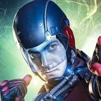 Ray Palmer/The Atom played by Brandon Routh