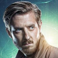 Rip Hunter played by Arthur Darvill